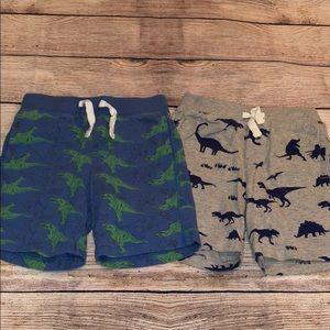 Boys Gap cotton shorts size 3